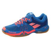 Buty Babolat Shadow Tour Blue/Fluo Pink