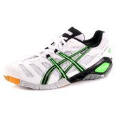 Asics GEL-SENSEI 4 0170 White/Black/Green