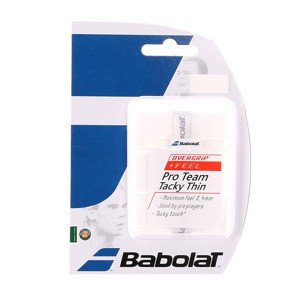 Babolat Pro Team Tacky Thin White 3 pcs