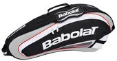 Babolat Team RH X3 Black/Grey