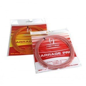 Harrow Barrage Pro Yellow/Red 18G - 10m set