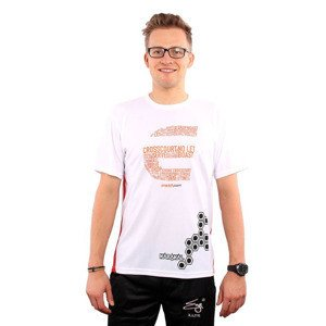 Karakal Pro Cool-Tec T-Shirt White 2015 LTD