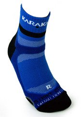 Karakal X4 Ankle Technical Sport Socks Blue
