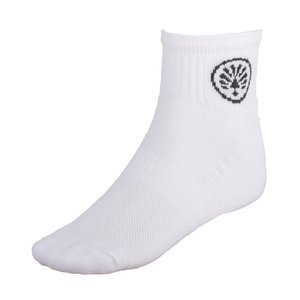 Oliver Short Socks White