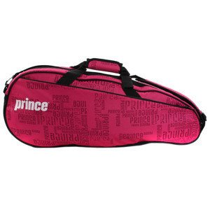 Prince Club 6 Pack Black/Pink