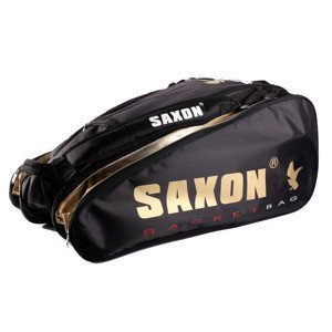 Saxon Racketbag Gold