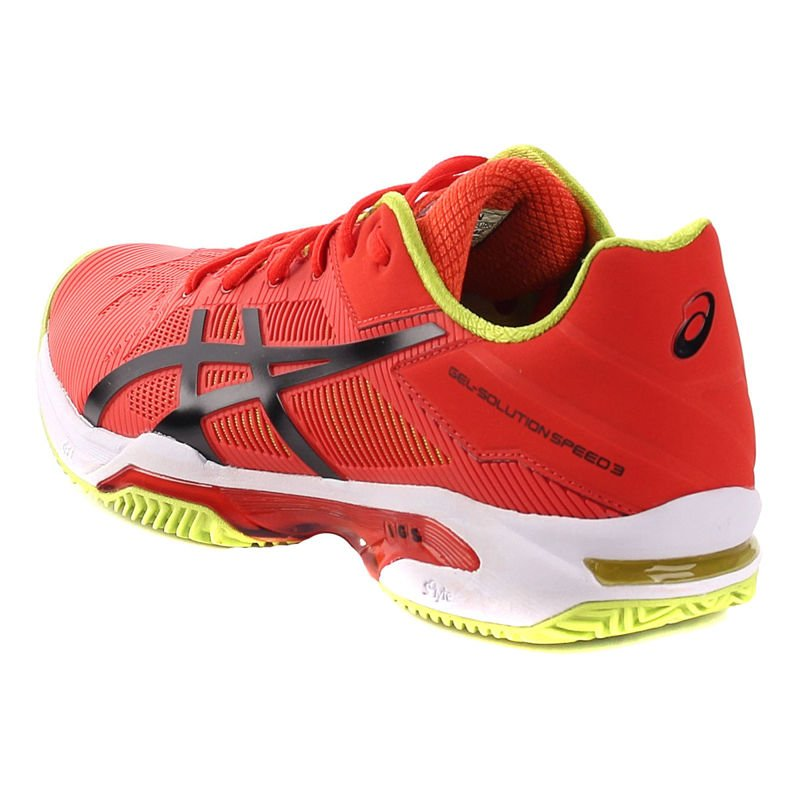 asics gel solution speed 3 clay 0990 shoes tennis. Black Bedroom Furniture Sets. Home Design Ideas