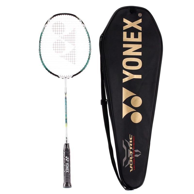 Badminton racket yonex green