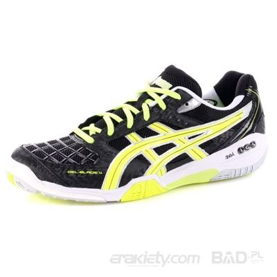 Asics GEL-BLADE 4 9004 2014 Black/Yellow