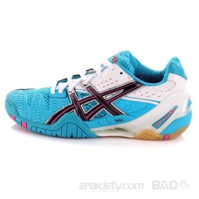 Asics GEL-BLAST 5 4090 Women's Blue/White/Black