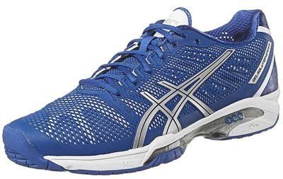 Asics GEL-SOLUTION SPEED 2 4293 Blue/Silver/White