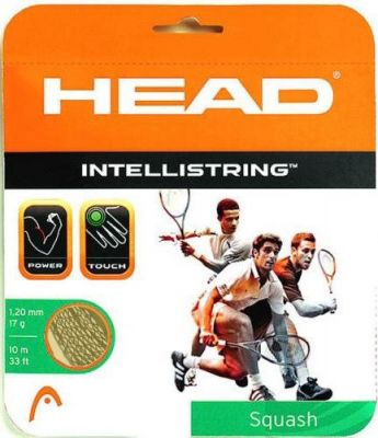 Naciąg Head Intellistring 1.20 Żółty