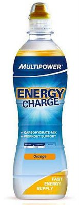 Napój MULTIPOWER ENERGY CHARGE 500 ml OWOCE LEŚNE