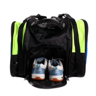Oliver GearBag Black/Neongreen