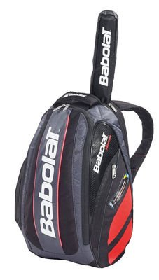 Plecak Babolat Team Black Red 122082