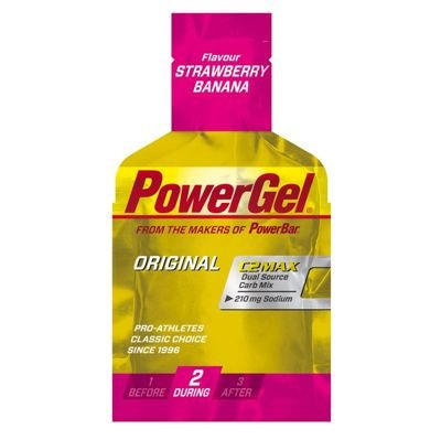 PowerBar Power Gel® Original Truskawka-banan