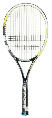 Rakieta Babolat Pulsion 105 Black Yellow