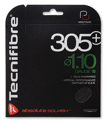 Tecnifibre 305 SQ. 1,10 mm SQUASH