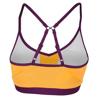 Wilson Cami Tennis Bra Orange Pop