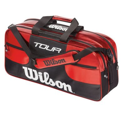 Wilson Tour Rectangle Red 2015