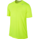 NIKE DRI-FIT TOUCH SS Yellow