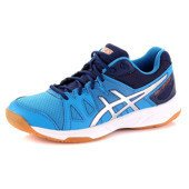 Asics UPCOURT 4193 KIDS GS 2014 Blau/Dunkelblau