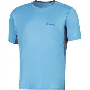 Babolat Crew Neck Performance BLUE