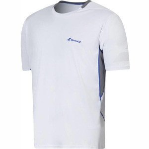 Babolat Crew Neck Performance WHITE