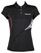 Babolat Performance Polo Women 2013 Schwarz