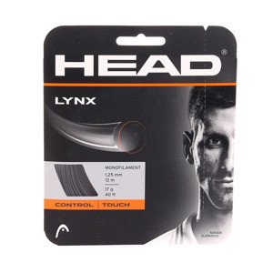Head LYNX Anthracite 1,25 mm
