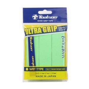 Toalson Ultra Grip Green 3 pcs