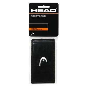Wristband Head 5' Black 2 pcs