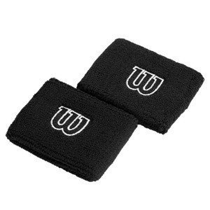 Wristband Wilson Black 2 pcs