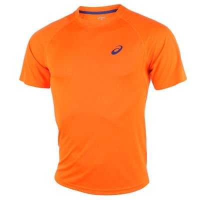 ASICS Club Short Sleeve T-Shirt 0521