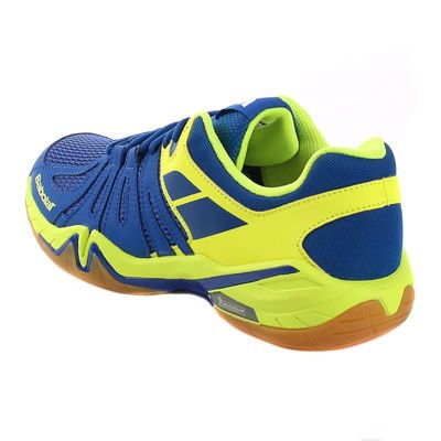 Babolat Shadow Spirit Men Blue/Fluo Yellow