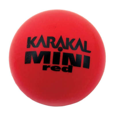 Karakal Mini Red Ball