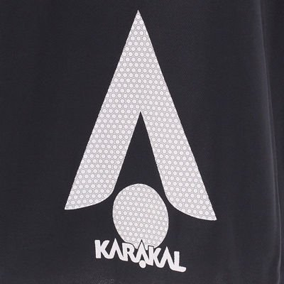 Karakal Pro Technical Graphite T-Shirt 2016