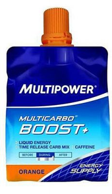 MULTIPOWER MULTICARBO BOOST+ GEL 100ml