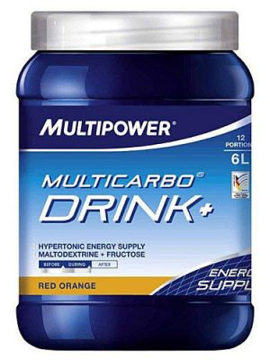 MULTIPOWER MULTICARBO DRINK 660g puszka