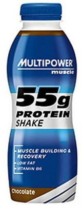 MULTIPOWER  PROTEIN SHAKE 500ml CZEKOLADA
