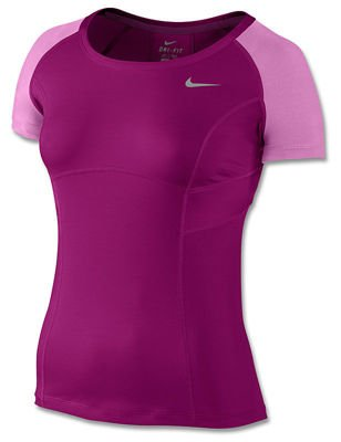 NIKE Power SS Top 523422-513