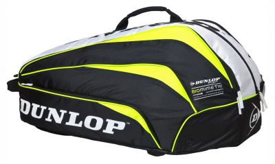 Thermobag Dunlop Biomimetic 6 RKT Żółty