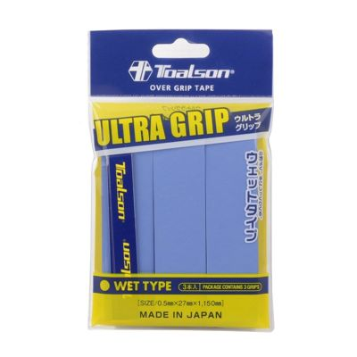 Toalson Ultra Grip Blau 3 pcs.