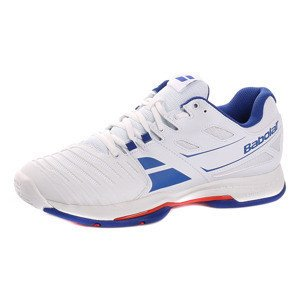 Buty Babolat SFX All Court White/Blue