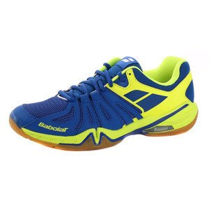 Buty Babolat Shadow Spirit Men Blue/Fluo Yellow