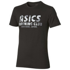Koszulka ASICS Training Club Sanded Short Sleeve TOP 0904