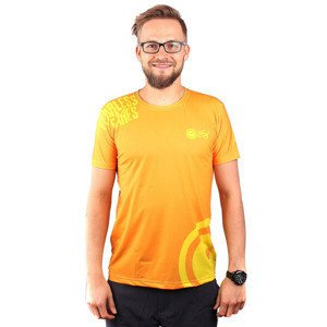 Koszulka Eye T-Shirt Fearless Fares ORANGE