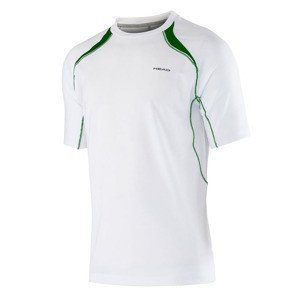Koszulka Head Men's 811665 White/Green
