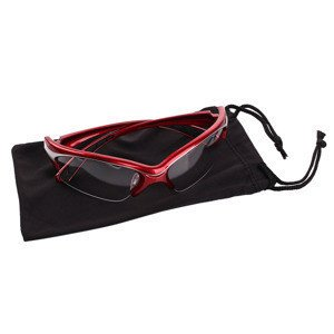 Okulary Black Knight Stiletto Eyeguards Red/Silver