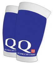 Opaski Compressport Quad Blue